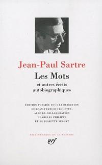 Les Mots et autres écrits autobiographiques