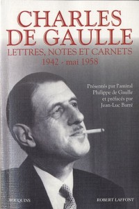 Lettres, notes et carnets : Tome 2, 1942 - mai 1958
