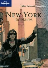 New York / itinéraires