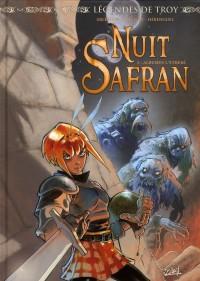 Nuit Safran, Tome 1 : Albumen l'Ethéré