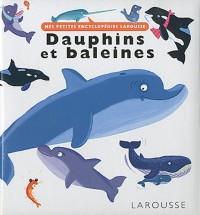 Dauphins et baleines