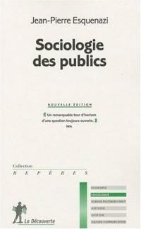 Sociologie des publics