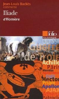 Iliade d'Homère (Essai et dossier)