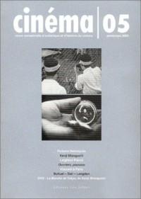 Cinéma 05, printemps 2003