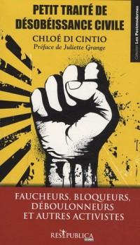 Petit traité de désobéissance civile