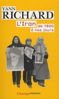 L'Iran : De 1800 à nos jours