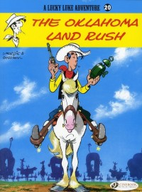 A Lucky Luke Adventure, Tome 20 : The Oklahoma Land Rush