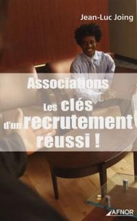Associations : Les clés d'un recrutement réussi !