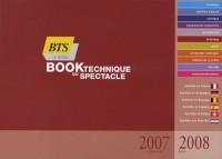 Book Technique du Spectacle 2007/2008