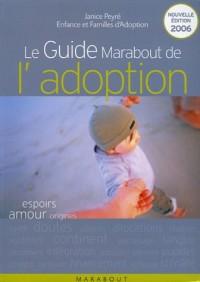 Le Guide Marabout de l'adoption