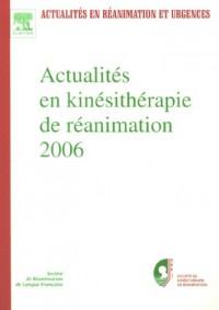 Actualités en kinésithérapie de réanimation 2006