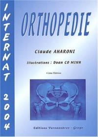 Orthopédie : Internat 2004