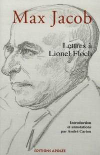 Lettres à Lionel Floch