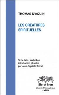 Les créatures spirituelles