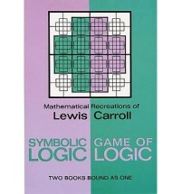 (SYMBOLIC LOGIC AND THE GAME OF LOGIC ) By Carroll, Lewis (Author) Paperback Published on (06, 1958)