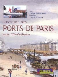 Histoire des ports de Paris et de l'Ile-de-France