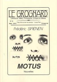 Le Grognard n° 13
