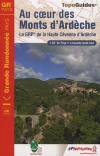 Au coeur des Monts d'Ardèche : Le GRP de la Haute Cévenne d'Ardèche