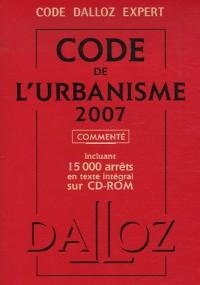 Code de l'urbanisme : Incluant 15 000 arrêts en texte intégral sur CD-Rom (1Cédérom)