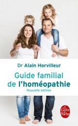 Guide familial de l'homéopathie [Poche]