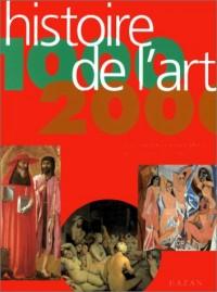 HISTOIRE DE L'ART 1000-2000. Edition 1999