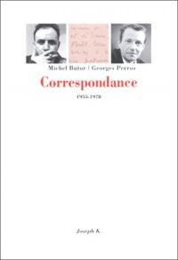 Correspondance : 1955-1978