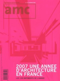 AMC, N° 175 : Le moniteur architecture