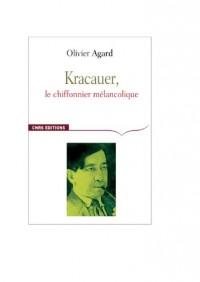 Kracauer : Le chiffonnier mélancolique
