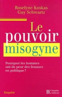 Le pouvoir misogyne : Pourquoi les hommes ont-ils peur des femmes en politique ?