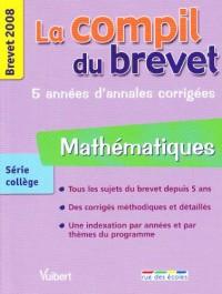 Mathématiques : Brevet 2008