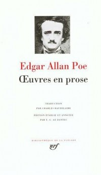Poe : Oeuvres en prose