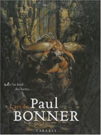 L'Art de Paul Bonner