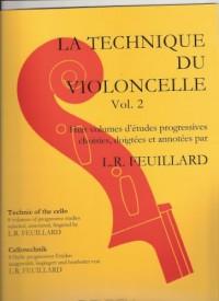 Technique du violoncelle Volume 2
