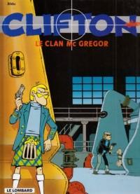 Clifton - tome 14 - Clan Mc Gregor (Le)