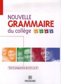 Nouvelle grammaire du collège