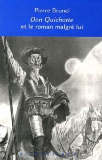 Don Quichotte et le roman malgré lui : Cervantes, Lesage, Sterne, Thomas Mann, Calvino