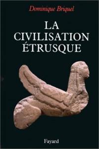 La civilisation étrusque