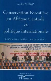 Conservation forestière en Afrique Centrale et politique internationale. Le processus de Brazzaville en échec