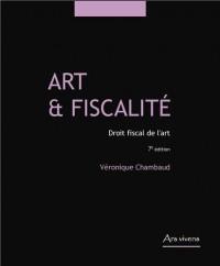 Art et fiscalité, droit fiscal de l'art