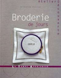 BRODERIE DE JOURS