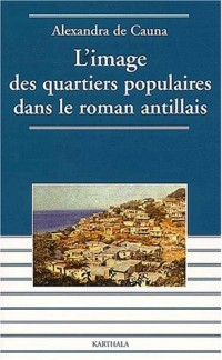 L'image des quartiers populaires dans le roman antillais