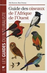 Guide des oiseaux de l'Afrique de l'ouest