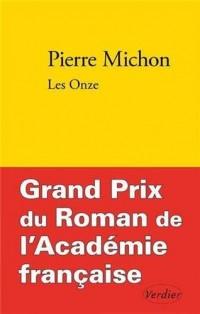 Les onze -  Grand Prix du Roman de l'Académie Française 2009