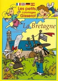 Bretagne -Petits Coloriages Gisserot