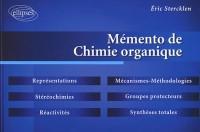 Mémento de chimie organique