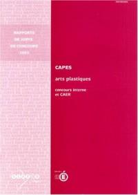 CAPES Arts plastiques : Concours interne et CAER