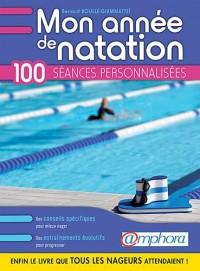 Mon année de natation - 100 séances personnalisées