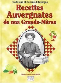 Recettes auvergnates de nos grands-mères