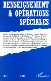 Renseignement & opérations speciales n.6 novembre 2000