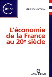 L'économie de la France au 20e siècle